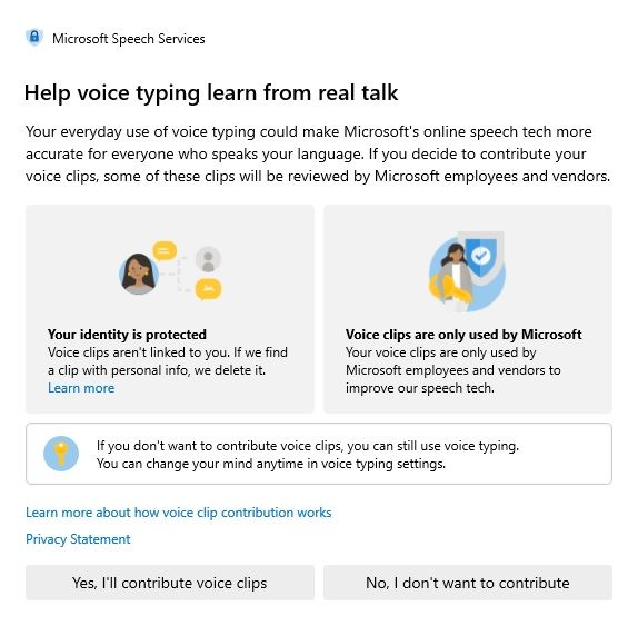 Microsoft Speech Services